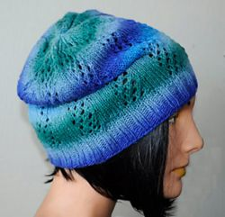 Lacy Lattice Hat