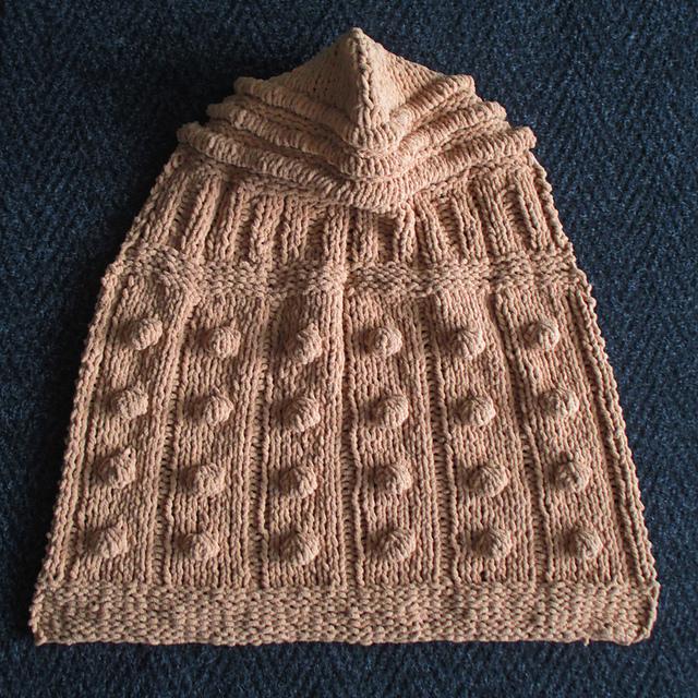 Knitting Patterns Galore Dalek Hooded Baby Blanket