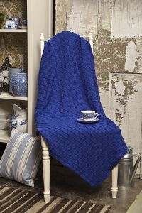 Knitting Patterns Galore Checkerboard Afghan