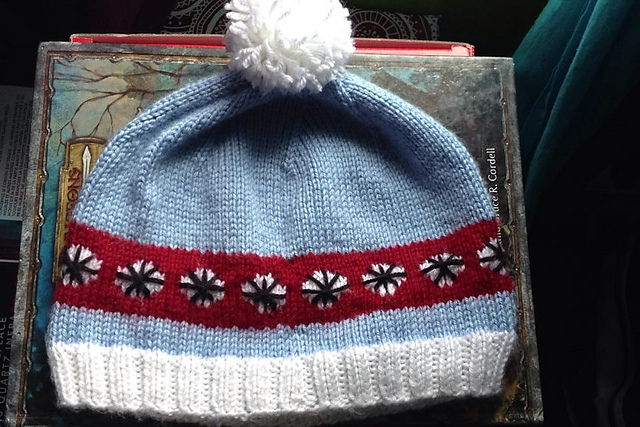 Knitting Patterns Galore Dont Starve Winter Hat