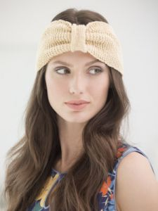 Purl Stitch Headband