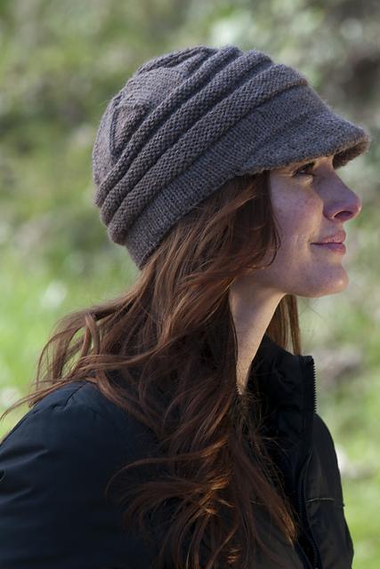 Knitting Patterns Galore Stalker Hat