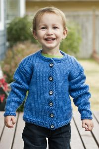 Child's Weekend Sweater