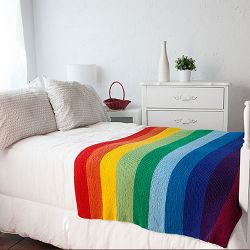 The Mighty Rainbow Blanket