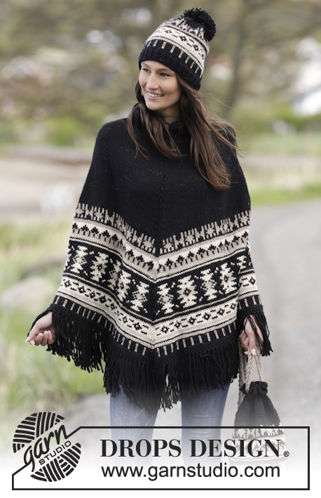 Knitting patterns galore southwest a free knitting pattern using aran weight yarn pattern attributes and techniques include colorwork in the round dt1010fo