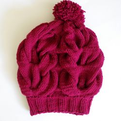 King size winter hat