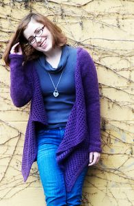 Cirriform Cardigan