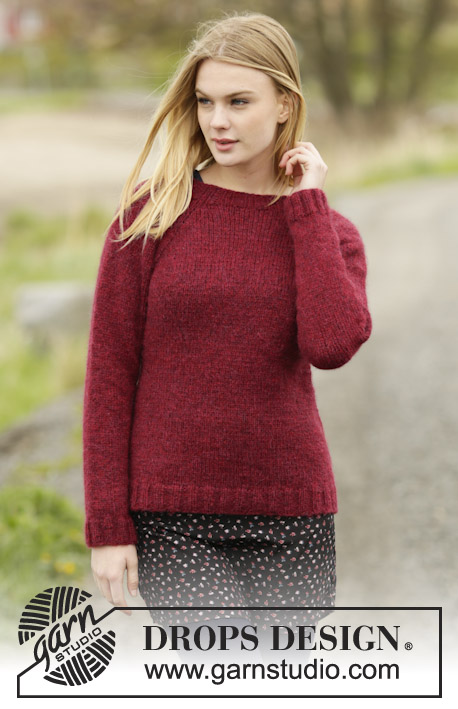 Knitting Patterns Galore Winter Wine