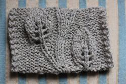 Twining Vines Cowl