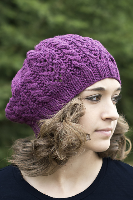 Knitting Patterns Galore Frankie Hat