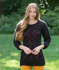 Date-Night Knit Tunic