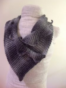 Grey Points Cowl