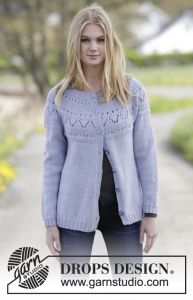 Lovely & Blue Cardigan
