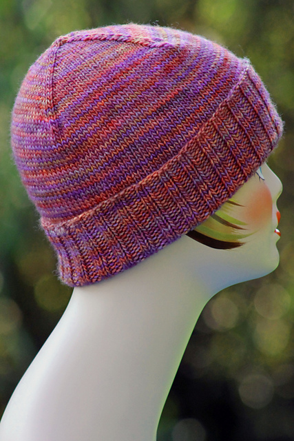 Knitting Pattern Hat Dk : Knitting Patterns Galore - Build-Your-Own DK Weight Hat