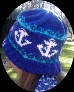 Anchors Aweigh Hat