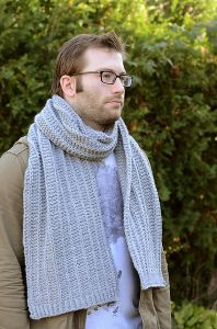 Clean Lines Scarf