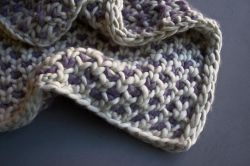 Beautyberry Blanket