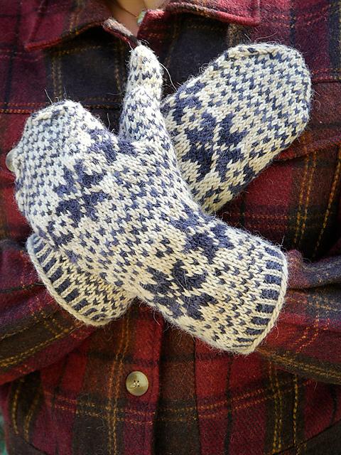 Knitting Patterns Galore - Hanne