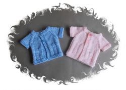 Jack and Jill - Premature Baby Jackets