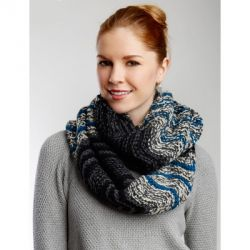 Infinity Waves Scarf