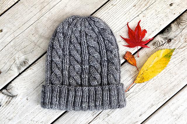 Knitting Pattern Cashmere Hat : Knitting Patterns Galore - Jasons Cashmere Hat