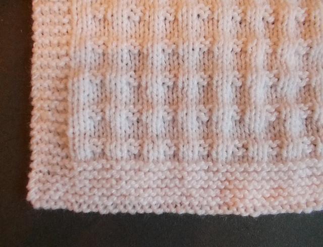 Free Knitting Patterns Baby Blanket Dk : Knitting Patterns Galore - Charlie Baby Blanket