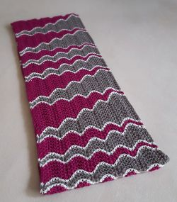 Jolly Waves Cowl