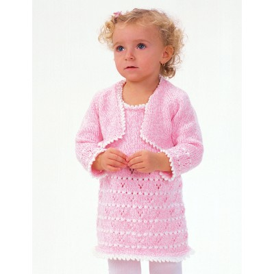 Knitting Patterns Galore - Party Girl Set