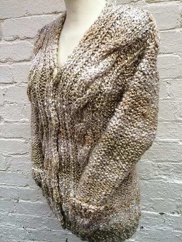 Boucle Knitting Patterns : Knitting Patterns Galore - Ladies Boucle Jacket