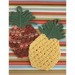 Pineapple Dishcloth