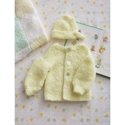 Preemie Baby Booties Knitting Pattern : Knitting Patterns Galore - Preemie Garter Stitch Set