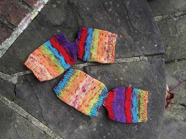 Knitting Patterns Galore Mindfulness Yoga Socks