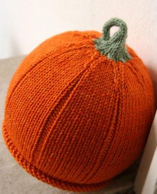 155f44e84 Knitting Patterns Galore - Kürbis Baby Hat