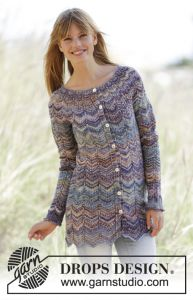 At Sundown Cardigan