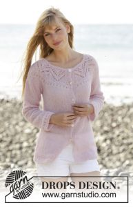 Pink Connection Cardigan