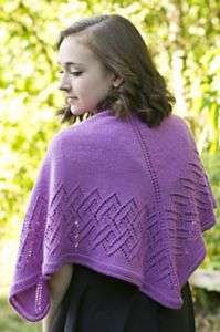 High Point Hug Shawl