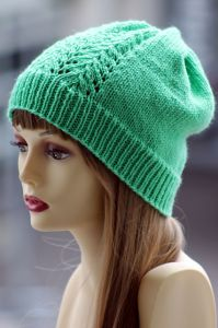Vine Lace Hat