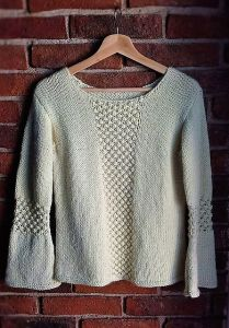 Miracle Twisted Sweater
