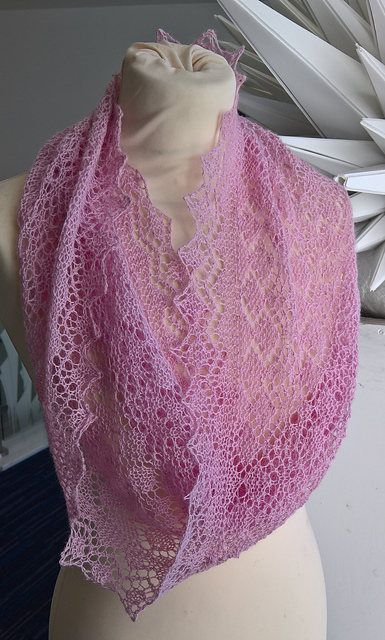 Knitting Patterns Galore Samphrey Cowl