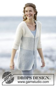 Irish Sea Cardigan