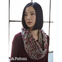 Twisted Ridges Cowl