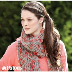 Mesh Lace Scarf