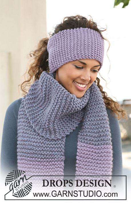 Drops Knitting Patterns : Knitting Patterns Galore - DROPS 126-18