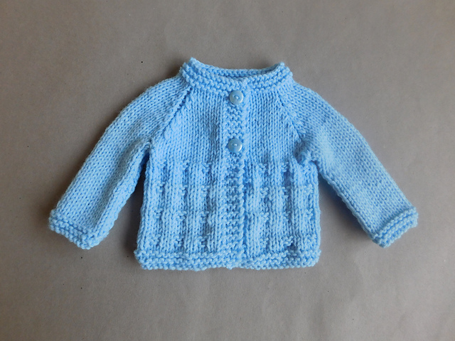 ea95dc349 Knitting Patterns Galore - Little Charlie Baby Jacket & Hat