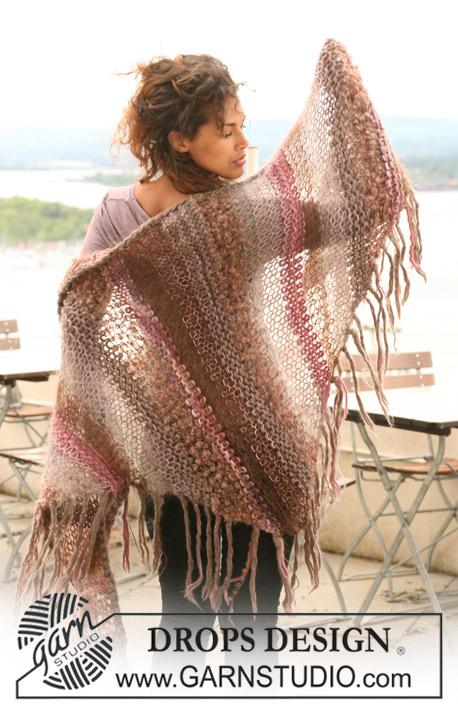 Knitting Patterns Galore - DROPS 126-33