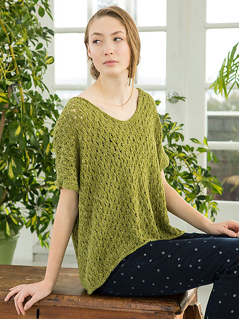 Free Knitting Patterns Ladies : Knitting Patterns Galore - Ona