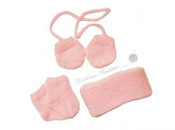 Doll Clothes - Scarf, Gloves and Socks