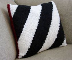 High Contrast Pillow