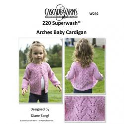 Arches Baby Cardigan