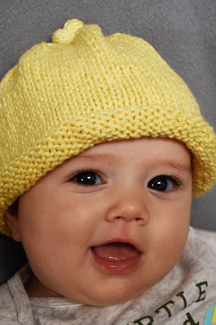 Knitting Patterns Galore Hats : Knitting Patterns Galore - Lil Darlin Hat
